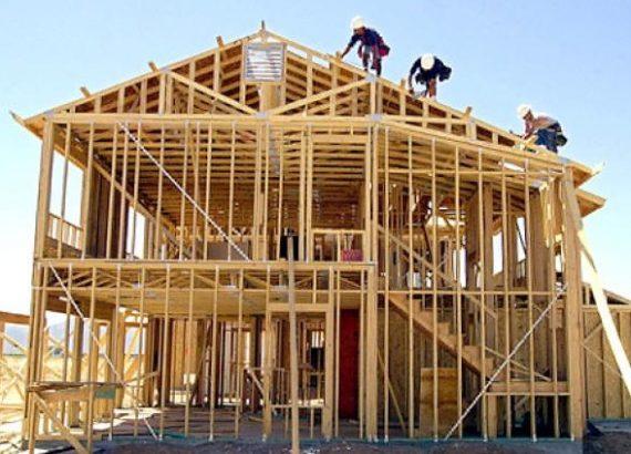 karkasiniu skydiniu namu statyba lietuvoje